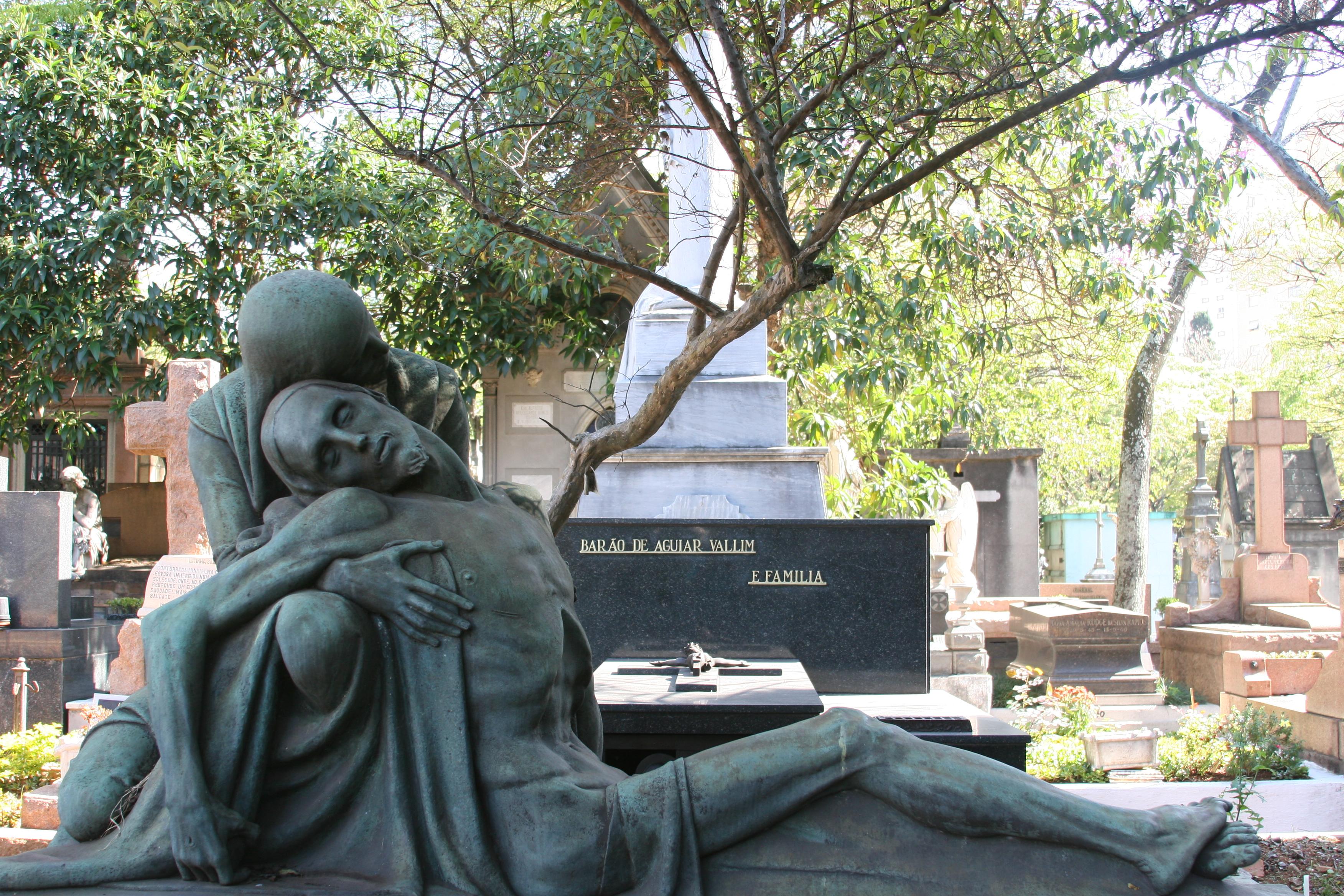 Cemitério da Consolação. Foto: Caio Pimenta/ SPTuris.