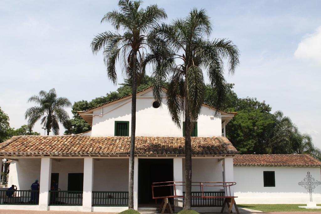 Capela de São Miguel. Foto: Caio Pimenta/SPTuris