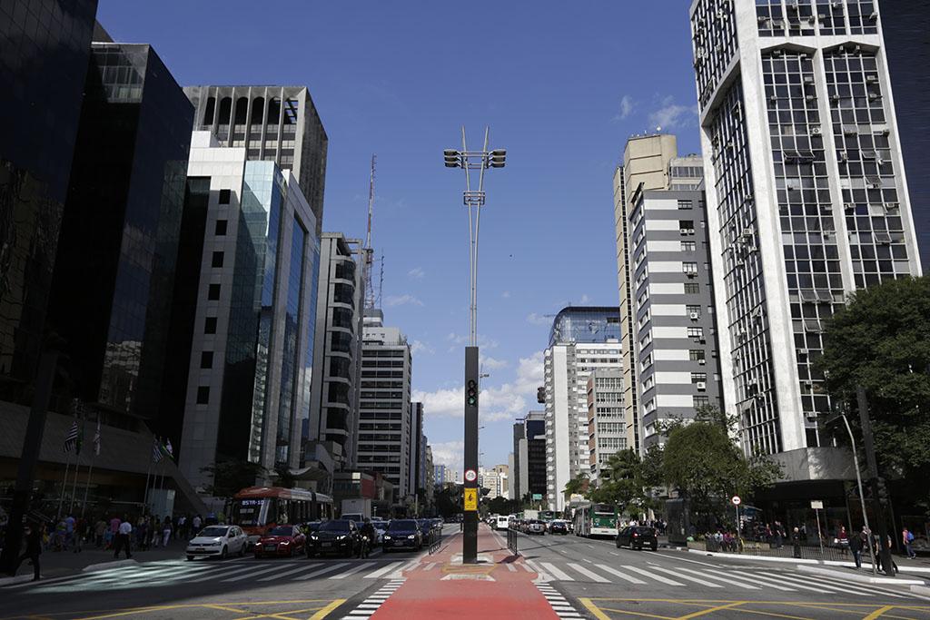 Avenida Paulista. Foto: Jose Cordeiro / SPTuris.