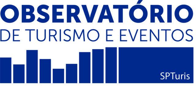 Logo Observatório de Turismo e Eventos da cidade de São Paulo OTE