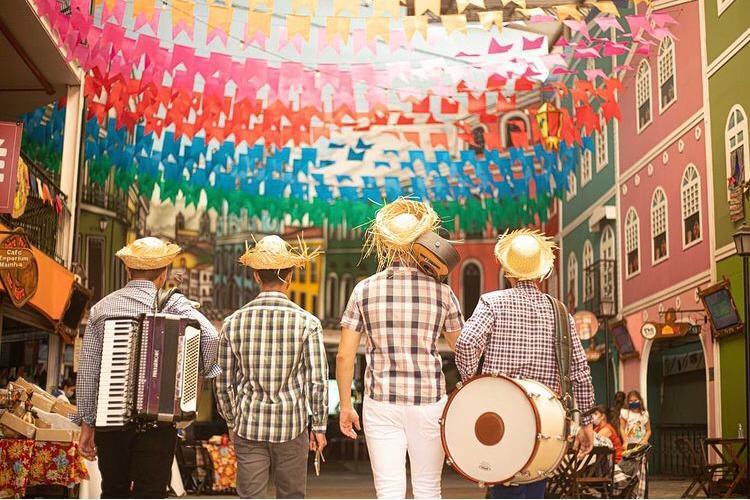 Foto utilizada para divulgação do Festival de Comidas Juninas, promovido pelo CTN entre os dias 12 a 27 de junho de 2021.